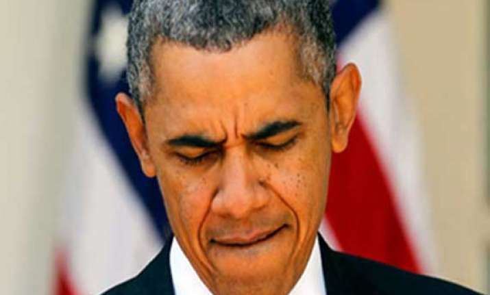 obama exasperated by government shutdown