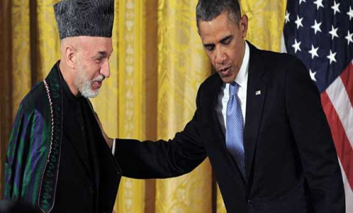 obama leaves afghanistan without meeting karzai