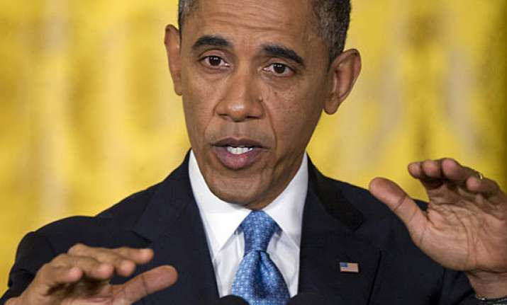 obama ready for negotiation but not amid threats
