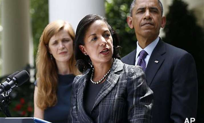 obama snubs republicans to name rice national security
