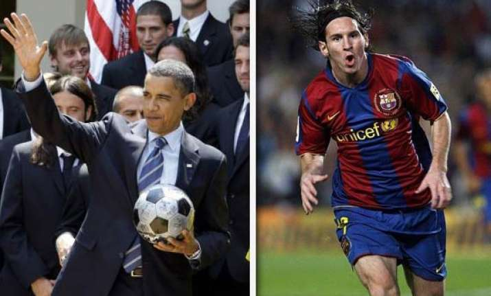 obama compares himself to messi