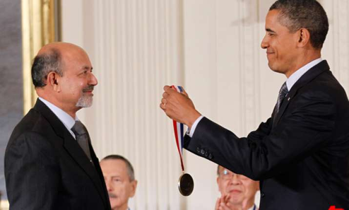 obama honours three top indian american scientists