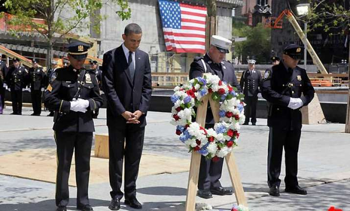 obama in nyc we never forget we mean what we say