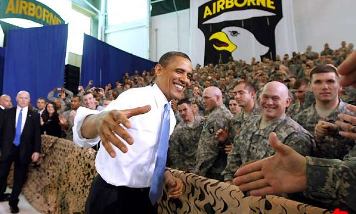 obama meets us special forces commandos who killed osama