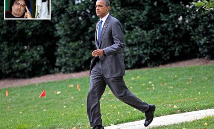 obama says power slipping away from gaddafi s grasp