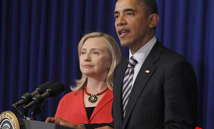 obama sending clinton to repressive myanmar