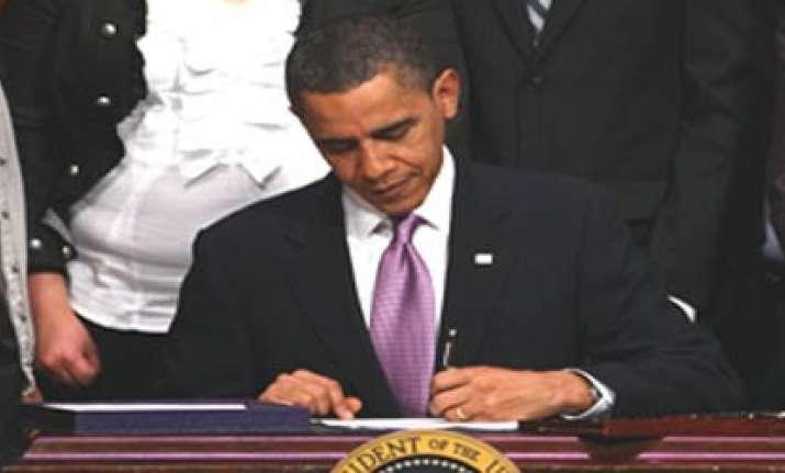 obama signed kill osama order on friday