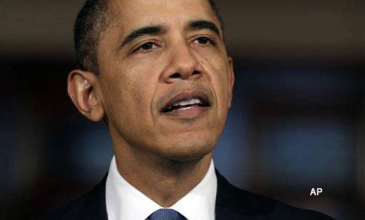 obama tells world to unite against libya bloodshed