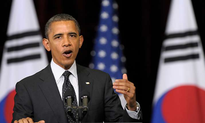 obama urges nkorea to pursue peace