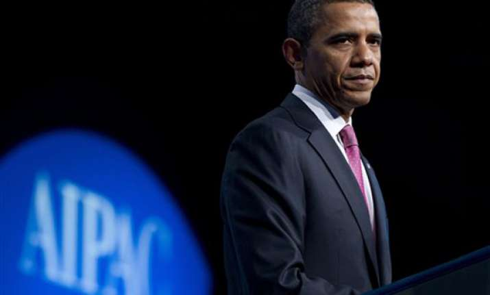 obama vows to use all elements of us power to prevent n iran
