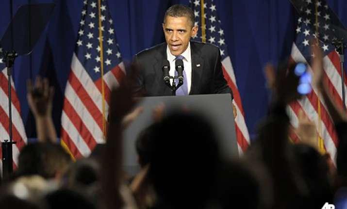 obama warns against premature attack on iran
