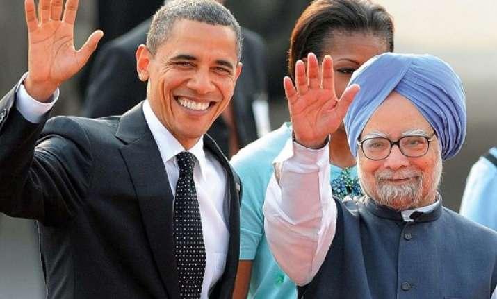 obama calls manmohan discusses eurozone crisis