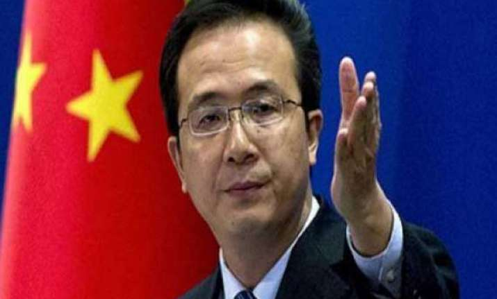 on poll eve in arunachal china says stand clear on dispute