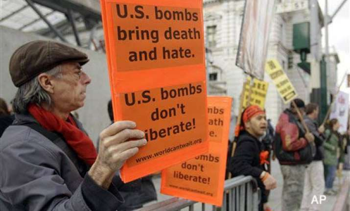 onus for ceasefire is on gaddafi s forces says us