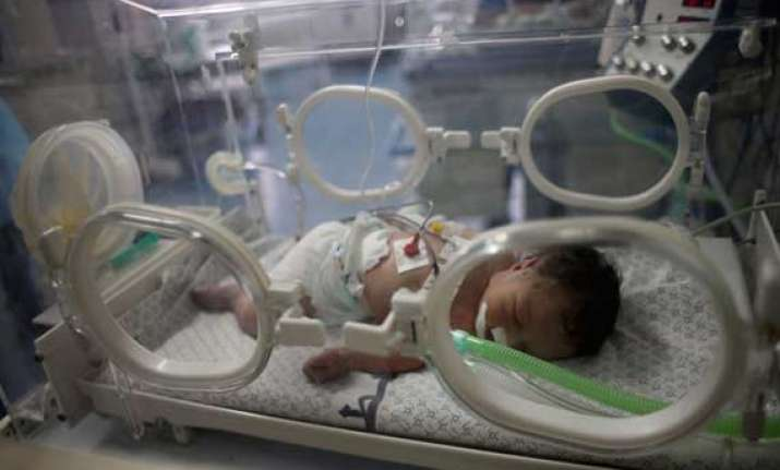 orphaned before her birth baby girl born from dead mother