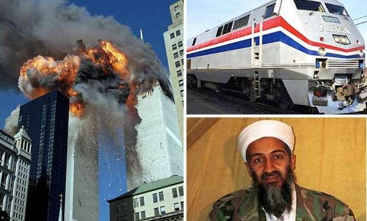 osama files reveal al qaeda was planning attack on us train