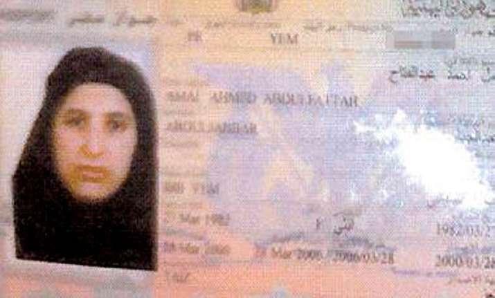 osama was living in pak since 8 years says yemeni widow