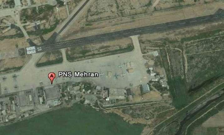 pns mehran is hq of pak naval air arm