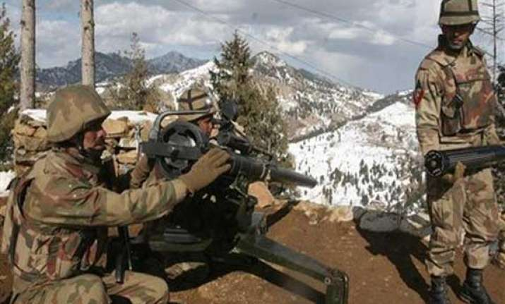 pakistan army denies infiltration attempts