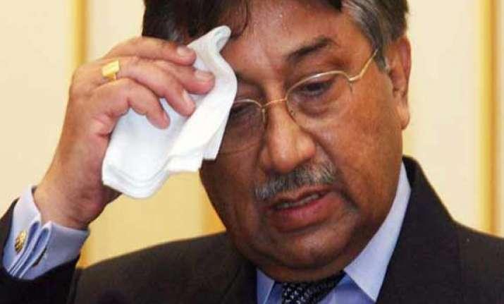 pak sc overturns decision to lift travel ban on pervez