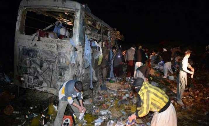 23 pak shia pilgrims killed in balochistan
