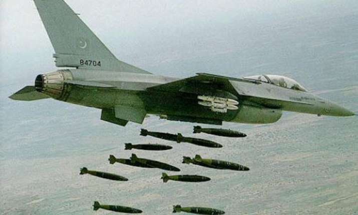 pak completes induction of 13 f 16 fighter jets into air