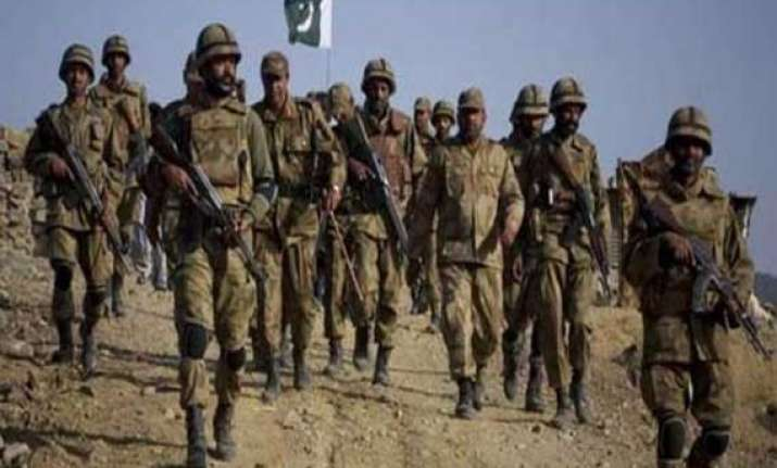 pak launches comprehensive military onslaught against