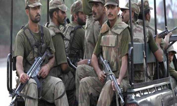 pak military kills 19 militants in north waziristan