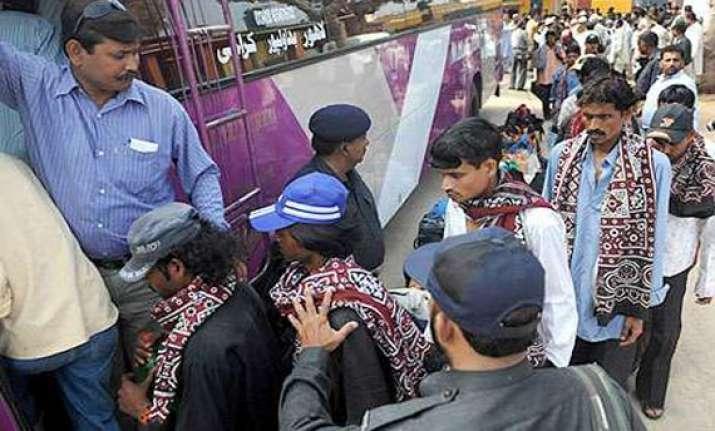 pak releases 45 indian fishermen