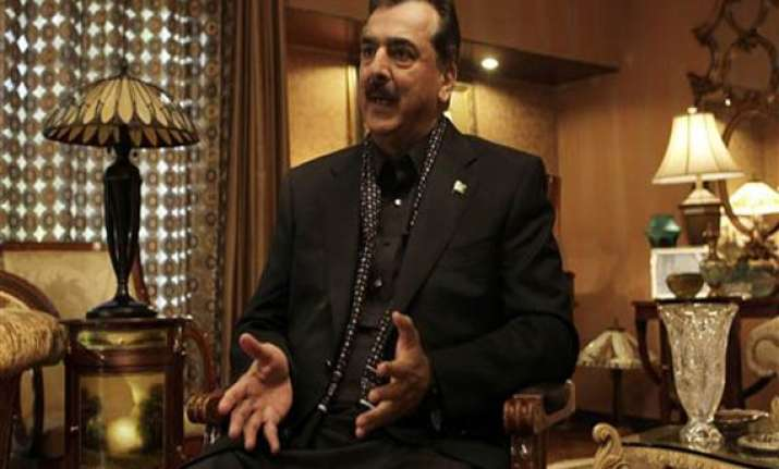 pak airspace may be closed for us gilani