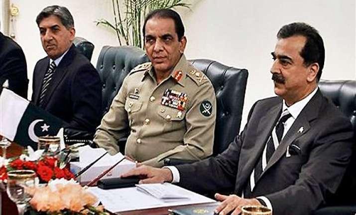 pak army chief gen kayani demands gilani should withdraw