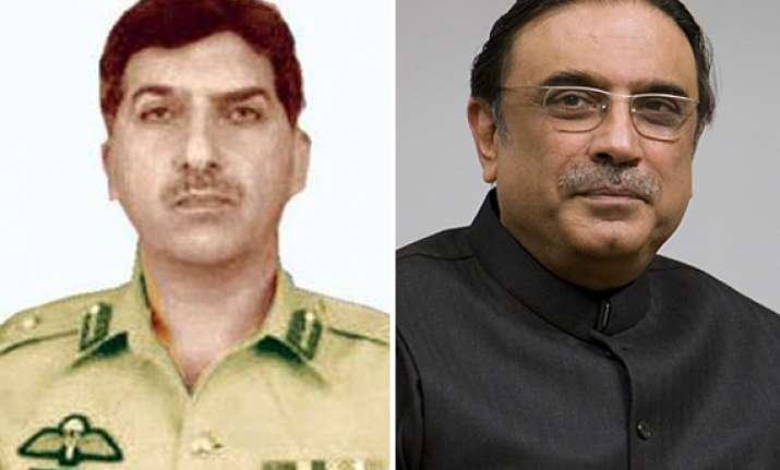 pak army rejects ijaz s claim that isi chief tried to