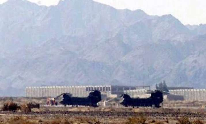 pak army takes over shamsi airbase after americans leave