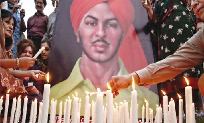 pak civil society demands renaming of chowk after bhagat