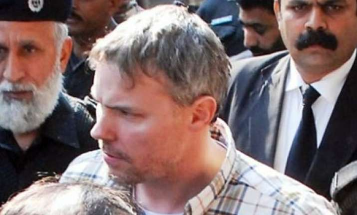 pak contradicts reports on understanding with us on davis