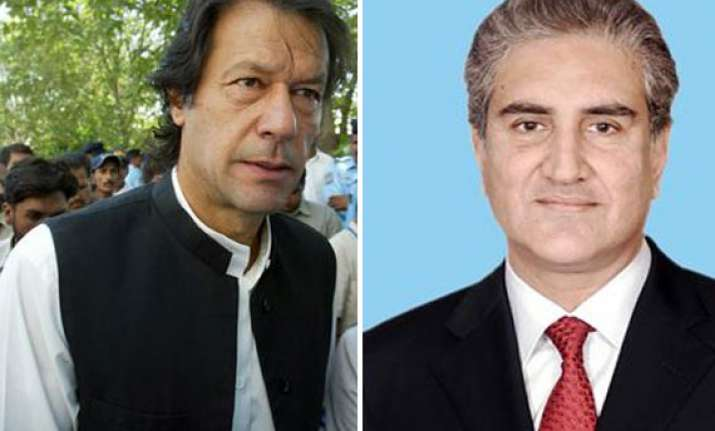 pak ex fm qureshi to join imran khan s party