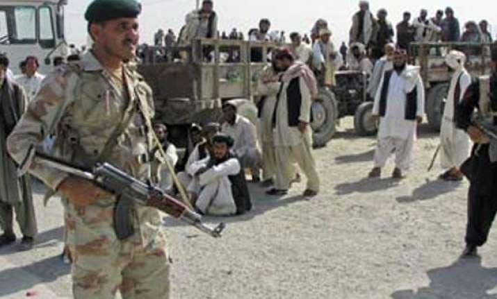 pak expresses serious concern over cross border attacks