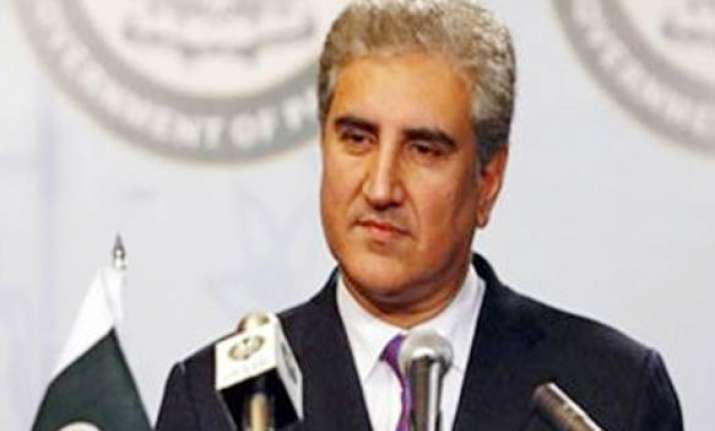 pak foreign minister qureshi sacked