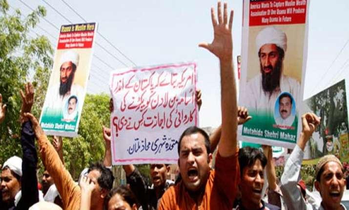 pak lawyers condemn osama killing