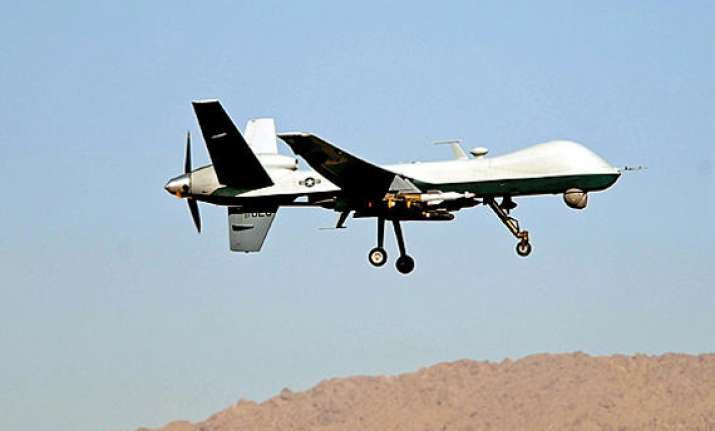 pak military free to shoot down us drones