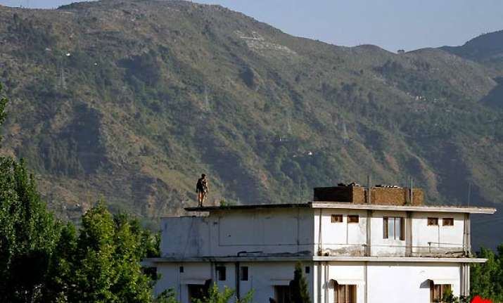 pak military takes control of osama s compound