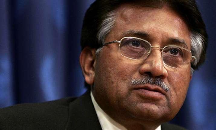 pak moves interpol for red corner notice against musharraf
