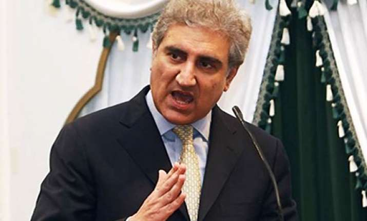 pak nukes not safe says qureshi govt rejects contention