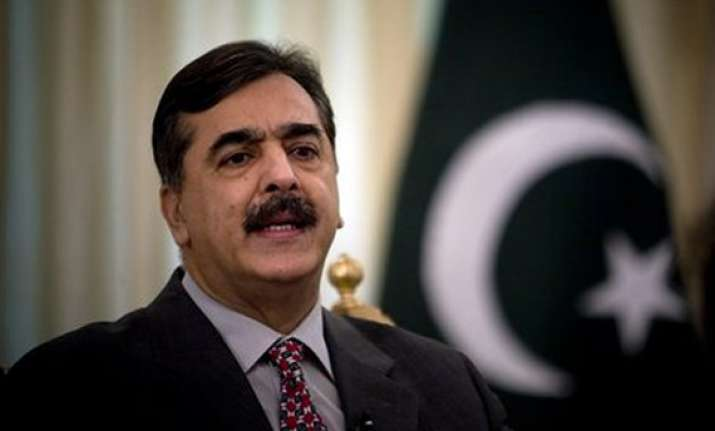 pak pm gilani offers to resign report