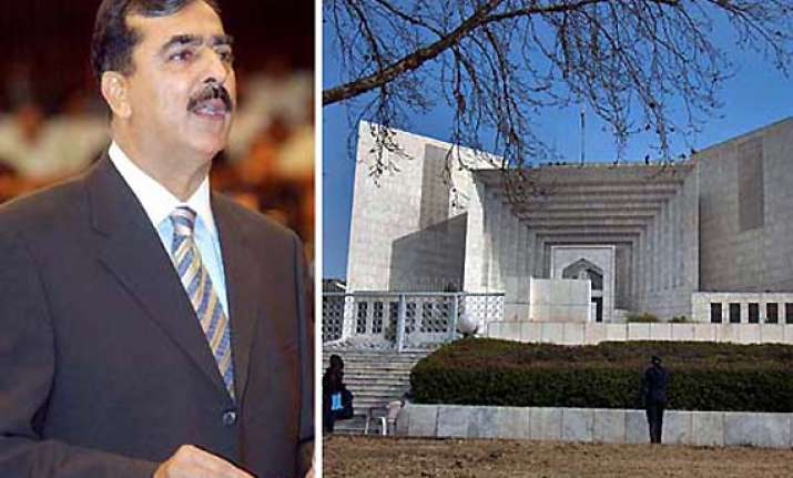 pak pm gilani disqualified by supreme court