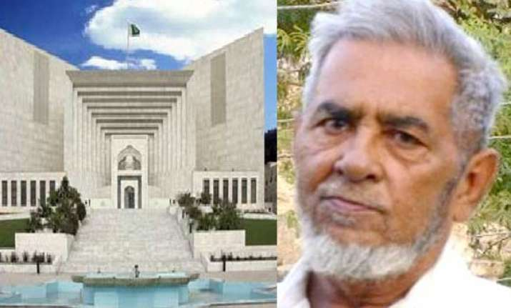 pak sc declines to intervene in khaleel chishty case