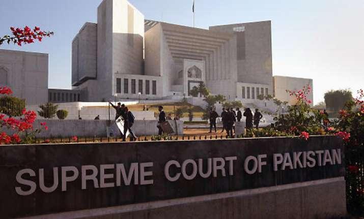 pak sc sets up inquiry commission into memogate scandal