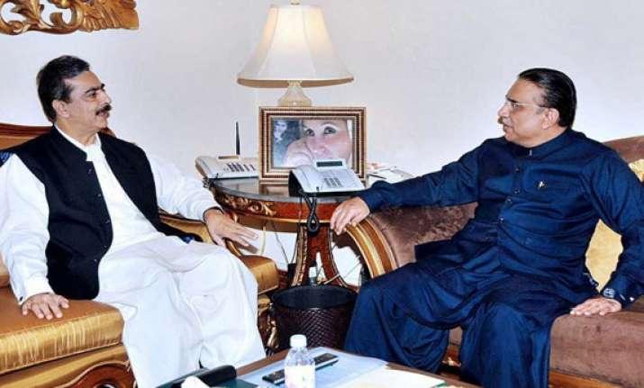 pak sc to decide on fate of zardari gilani tomorrow