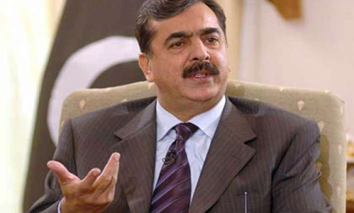 pak sc turns down gilani s appeal against indictment