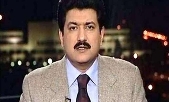 pak tv anchor hamid mir escapes bid on life